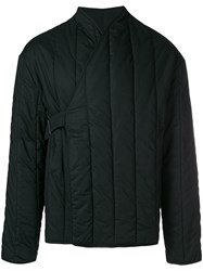 Damir Doma Saki Padded Jacket Black