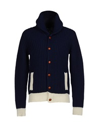 Brooksfield Cardigans Dark Blue