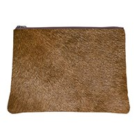 Elliott Nyc Zip Clutch Horse