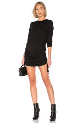 Cotton Citizen The Lisbon Shirt Dress Black