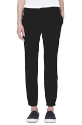 James Perse Slim Jogger Pants Black