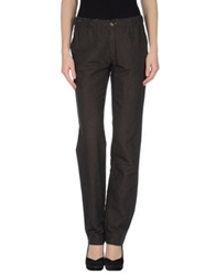 Semi Couture Casual Pants Dark Brown