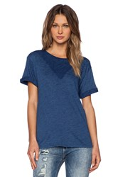 Mih Jeans The Flori Tee Blue