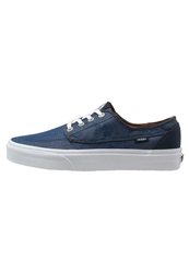 Vans Brigata Trainers Dress Blues True White