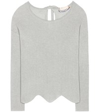 81 Hours Calisto Cashmere Sweater Grey