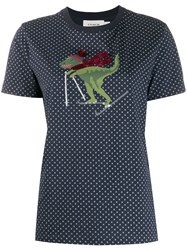 Coach Short Sleeve Skiing Dino T Shirt 60