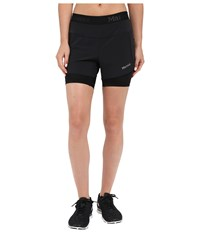 Marmot Pulse Short Black Women's Shorts