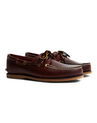 Timberland Classic Boat 2 Eye Brown