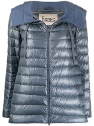 Herno Hooded Puffer Jacket 60