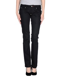 Philipp Plein Denim Pants Black