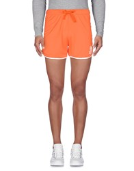 Franklin And Marshall Shorts Orange