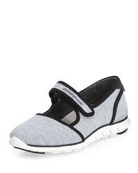 Zerogrand Mary Jane Sneaker Gray Cole Haan