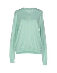 Ballantyne Knitwear Cardigans Women Light Green