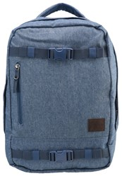 Nixon Del Mar Rucksack Denim Blue Denim