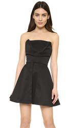 Aq Aq Athena Mini Dress Black