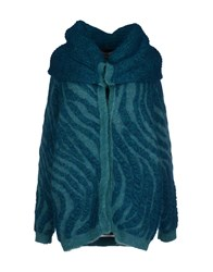 Chiara Bertani Knitwear Cardigans Women Green