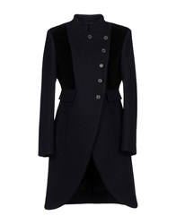 Marc By Marc Jacobs Coats Blue