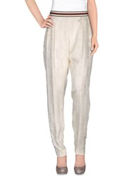 Coast Weber And Ahaus Trousers Casual Trousers Women Ivory