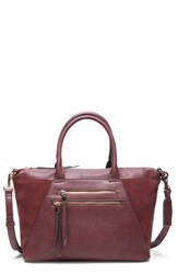 Sole Society Chele Tote Red Oxblood