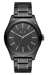 Armani Exchange Men's Ax Bracelet Watch 44Mm