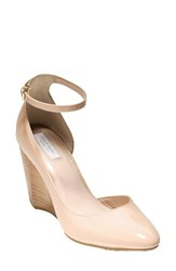 Cole Haan Women's Lacey Wedge Nude Patent