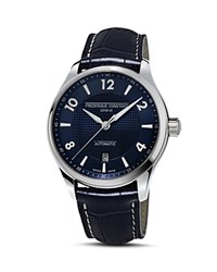 Frederique Constant Runabout Automatic Watch 42Mm Navy