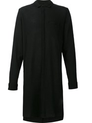 Thom Krom Long Fit Shirt Black
