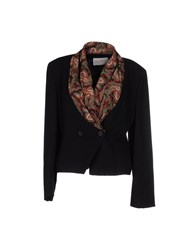 Byblos Suits And Jackets Blazers Women Black