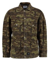 Sixth June Summer Jacket Green Camo