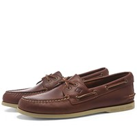 Sperry Topsider Authentic Original 2 Eye Brown