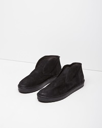 Marsell Sancrispa Alta Desert Boot Nero