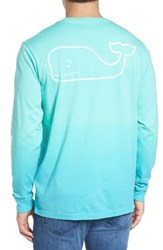 Vineyard Vines Men's Dip Dye Regular Fit T Shirt