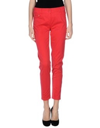 Pennyblack Casual Pants Red