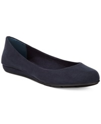 American Rag Ellie Flats Women's Shoes Navy