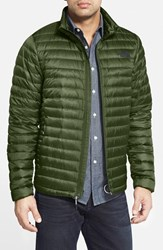 The North Face Men's 'Tonnerro' Compressible Down Puffer Jacket Scallion Green