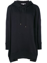 Stella Mccartney Oversized Venus Print Hoodie Black