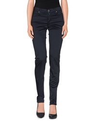 Roy Rogers Roy Roger's Choice Trousers Casual Trousers Women Dark Blue