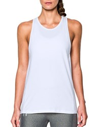 Under Armour Rest Day Tank Top White
