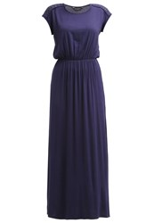 Dorothy Perkins Maxi Dress Navy Blue Dark Blue