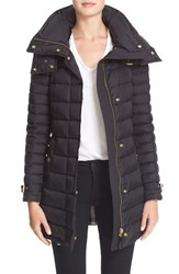 Burberry Women's Brit 'Harrowden' Hooded Down Coat