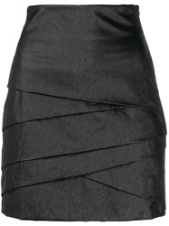 Philosophy Di Lorenzo Serafini Layered Mini Skirt 60