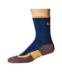 Nike Elite Tennis Crew Coastal Blue Coastal Blue Bright Crimson Crew Cut Socks Shoes Multi