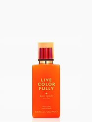 Kate Spade Live Colorfully Shower Cream Multi
