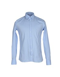 Exibit Shirts Sky Blue