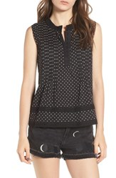 Scotch And Soda Embroidered Top