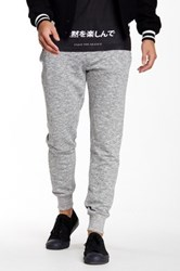 Eleven Paris Win Billy Sweatpant Gray