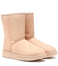 Ugg Classic Short Ii Ankle Boots Pink