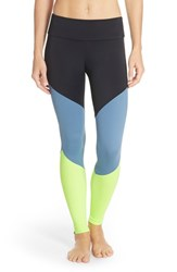 Women's Onzie Colorblock Track Leggings
