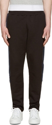 Marni Black Colourblock Lounge Pants