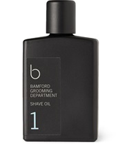 Bamford Grooming Department Shave Oil 30Ml Black